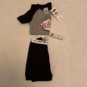 Brand new  with tags old navy raglan Pyjamas